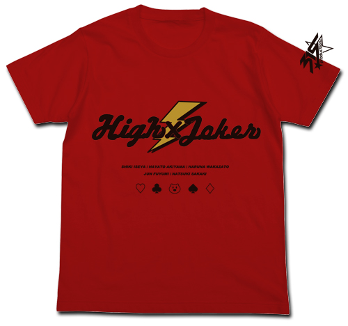 THE IDOLM@STER/アイドルマスター SideM/High×Joker Tシャツ