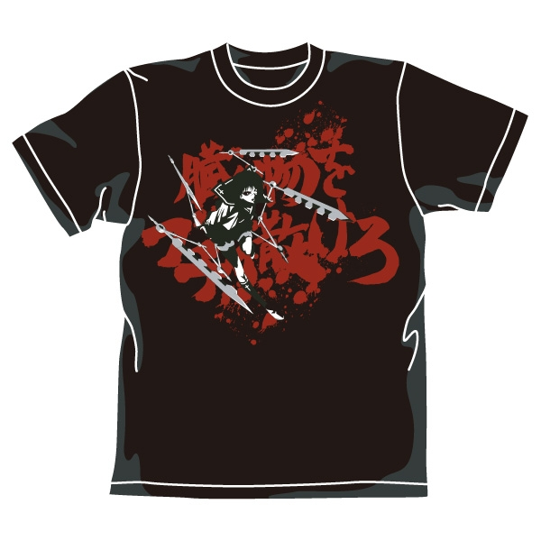 武装錬金/武装錬金/斗貴子 Tシャツ