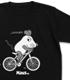 マウス(TM)サイクリングTシャツ