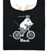 マウス(TM)マルシェバッグ(サイクリング)
