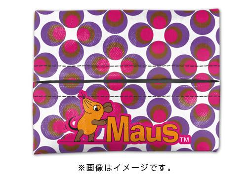 MAUS/MAUS(TM)/マウス(TM)ポケットティッシュカバー(おすわり)