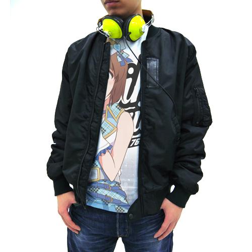 THE IDOLM@STER/THE IDOLM@STER/アイドルマスター ワンフォーオール 萩原雪歩フルグラフィックTシャツ