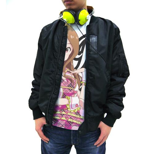 THE IDOLM@STER/THE IDOLM@STER/アイドルマスター ワンフォーオール 水瀬伊織フルグラフィックTシャツ