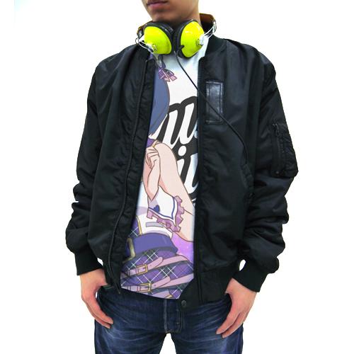 THE IDOLM@STER/THE IDOLM@STER/アイドルマスター ワンフォーオール 三浦あずさフルグラフィックTシャツ