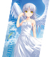 アクシアマイクロファイバーバスタオル Angel Beats..