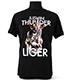 獣神サンダー・ライガー「WORLD LEGEND」Tシャツ