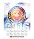 2016年 新日本プロレスカレンダー
