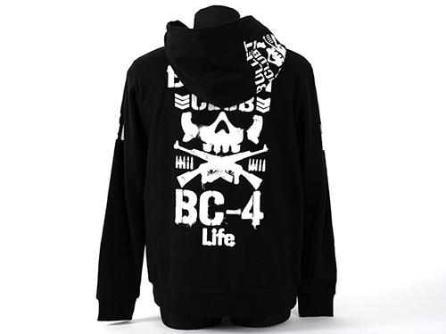 新日本プロレスリング/新日本プロレスリング/BULLET CLUB 4life パーカー