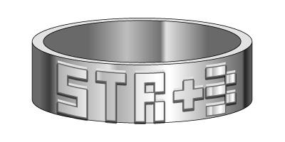 アイテムヤ/アイテムヤ/STR+3 リング