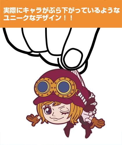 ONE PIECE/ワンピース/コアラ つままれキーホルダー