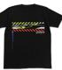 500 TYPE EVA 車両ラインアートTシャツ