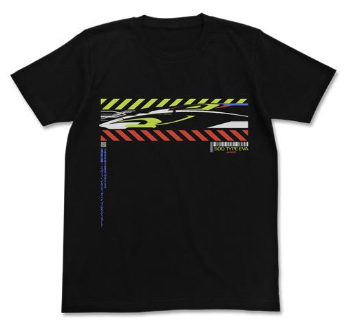 新世紀エヴァンゲリオン/500 TYPE EVA/500 TYPE EVA 車両ラインアートTシャツ