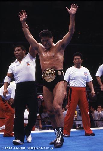 新日本プロレスリング/新日本プロレスリング/IWGP烈伝COMPLETE-BOX 1 1981年IWGP構想~1987年初代IWGP王者誕生 【Blu-ray-BOX】
