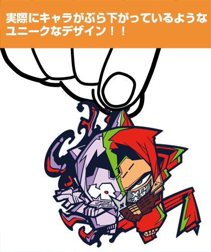 ニンジャスレイヤー/ニンジャスレイヤー フロムアニメイシヨン/ニンジャスレイヤー つままれキーホルダー