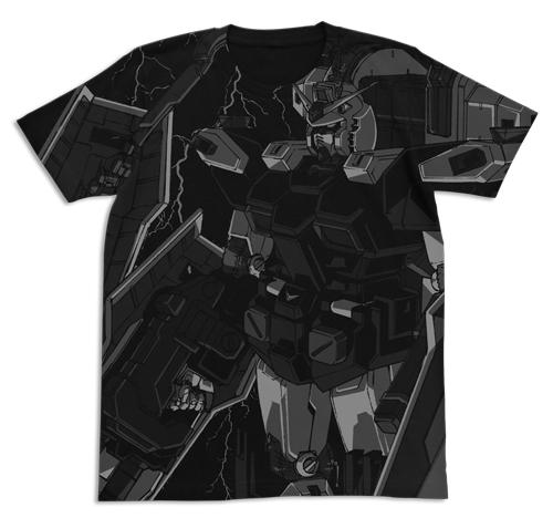 ガンダム/機動戦士ガンダム サンダーボルト/フルアーマーガンダムオールプリントTシャツ