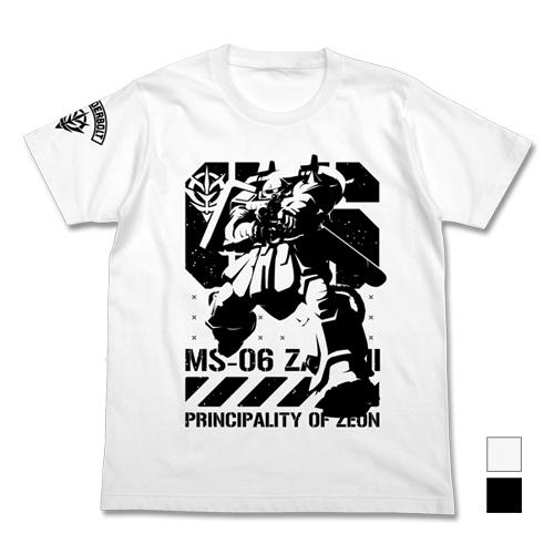 ガンダム/機動戦士ガンダム サンダーボルト/サンダーボルト版ザクTシャツ