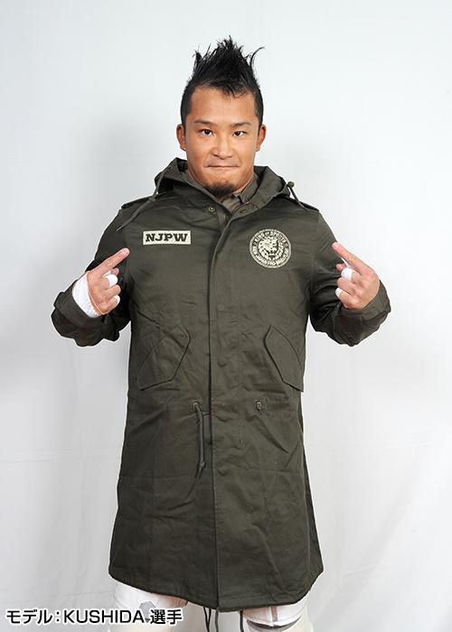 新日本プロレスリング/新日本プロレスリング/ライオンマーク M-51ジャケット