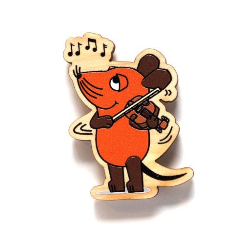 MAUS/MAUS(TM)/マウス(TM) エコウッドマグネット ドイツは音楽の国