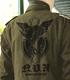 第666戦術機中隊 黒の宣告M-65ジャケット