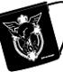 マブラヴ/シュヴァルツェスマーケン/第666戦術機中隊 黒の宣告ワッペンベースワークシャツ
