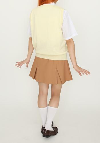魔法少女リリカルなのは/魔法少女リリカルなのはViVid/St.ヒルデ魔法学院 初等科 女子制服スカート
