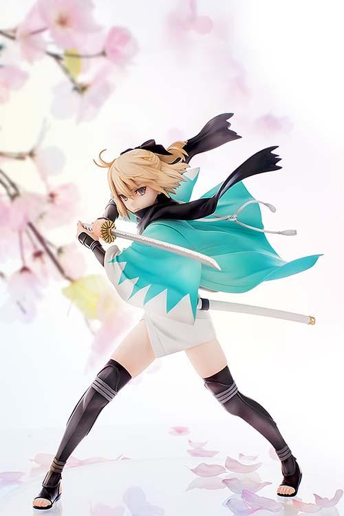 Fate/Fate/Grand Order/セイバー/沖田総司 1/7 ABS&PVC塗装済み完成品