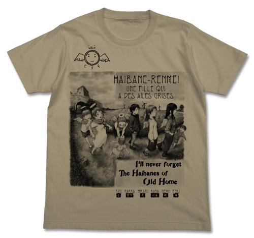 灰羽連盟/灰羽連盟/★限定★灰羽連盟Tシャツ