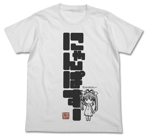 のんのんびより/のんのんびより りぴーと/★海外限定★Nyanpasu Tシャツ