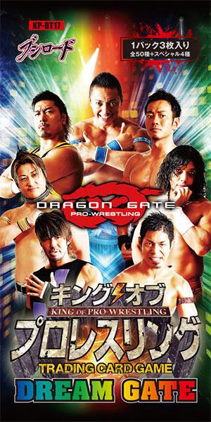 新日本プロレスリング/キング オブ プロレスリング/キング オブ プロレスリング ブースターパック 第十七弾 DREAM GATE/1ボックス