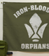 鉄華団の旗