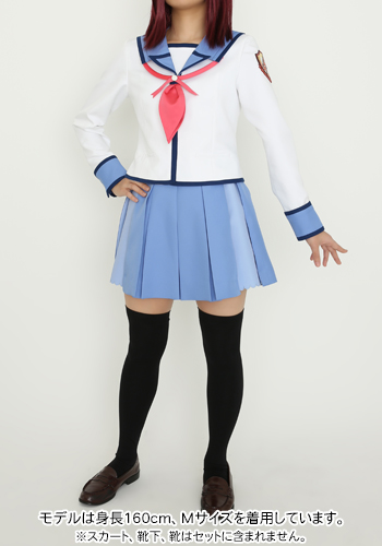 Angel Beats!/Angel Beats!-1st beat-/死んだ世界戦線 SSS 女子制服ジャケットセット