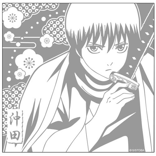 銀魂/銀魂/沖田総悟卓上時計