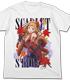 THE IDOLM@STER/アイドルマスターミリオンライブ!/音楽で紡ぎ出す世界 桜守歌織 両面フルグラフィックTシャツ