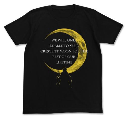 暗殺教室/暗殺教室/殺せんせーと三日月Tシャツ
