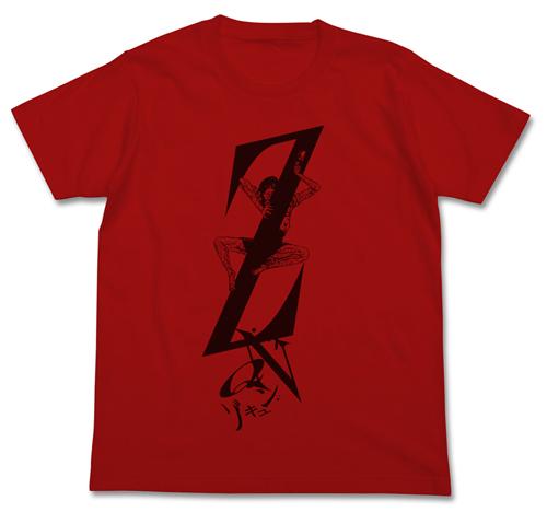 アイアムアヒーロー/アイアムアヒーロー/追いかけてくるZQN Tシャツ