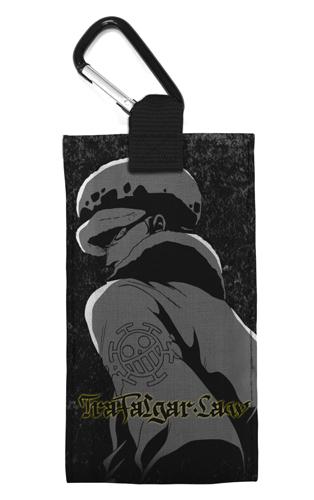 ONE PIECE/ワンピース/王下七武海ロー フルカラーモバイルポーチ140