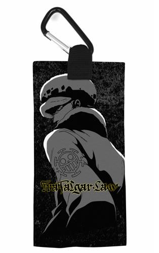 ONE PIECE/ワンピース/王下七武海ロー フルカラーモバイルポーチ160