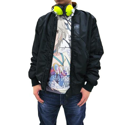 THE IDOLM@STER/アイドルマスター シンデレラガールズ/マイファーストスター!!アナスタシア フルグラフィックTシャツ
