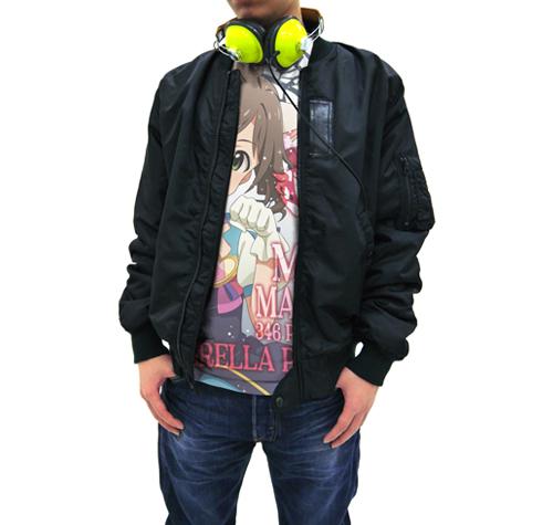 THE IDOLM@STER/アイドルマスター シンデレラガールズ/マイファーストスター!!前川みくフルグラフィックTシャツ