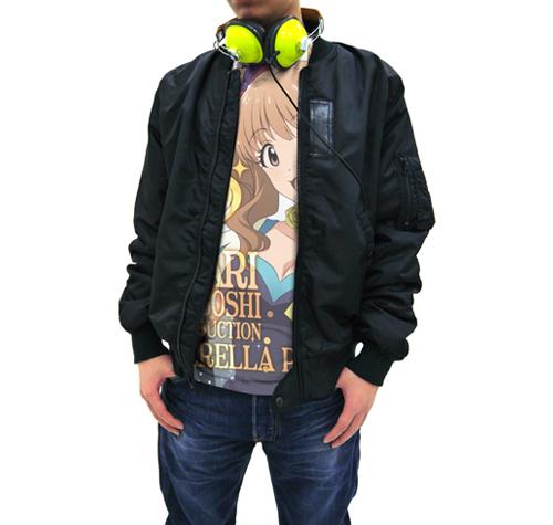THE IDOLM@STER/アイドルマスター シンデレラガールズ/マイファーストスター!!諸星きらりフルグラフィックTシャツ