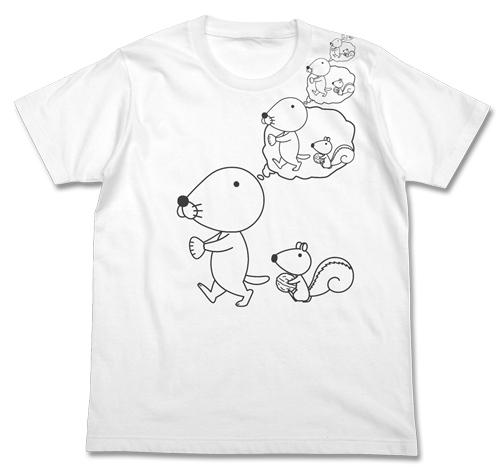 ぼのぼの/ぼのぼの/ぼのぼの妄想Tシャツ