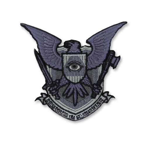 マブラヴ/シュヴァルツェスマーケン/国家保安省(シュタージ)脱着式ワッペン