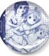 ココア・リゼ・チノ盛り皿
