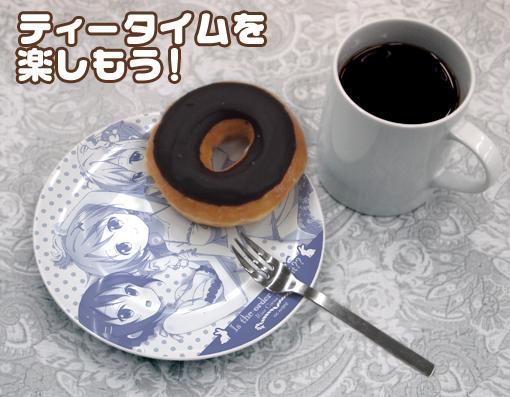 ご注文はうさぎですか?/ご注文はうさぎですか??/ココア・リゼ・チノ盛り皿