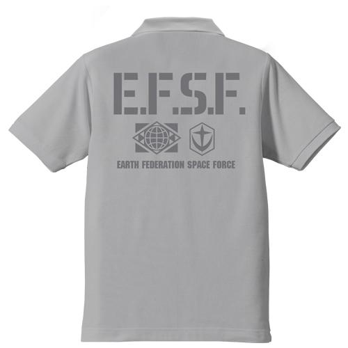 ガンダム/機動戦士ガンダム/地球連邦宇宙軍ポロシャツ