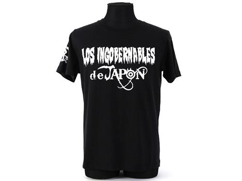 新日本プロレスリング/新日本プロレスリング/ロス・インゴベルナブレス・デ・ハポン Tシャツ(L・I・J)