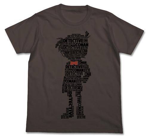 名探偵コナン/名探偵コナン/コナンシルエット Tシャツ
