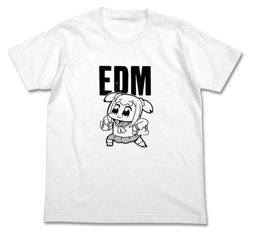 ポプテピピック/ポプテピピック/ポプテピピックEDM Tシャツ
