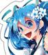 ★限定★雪ミク YOSAKOIソーラン祭り アクリルキーホルダー ぜろきちVer.