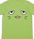 ぴにゃこら太フェイス Tシャツ